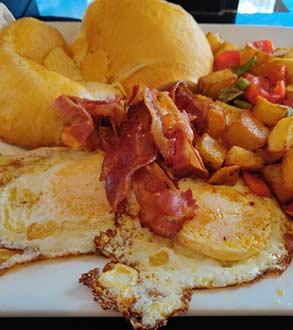 Oasis Breakfast